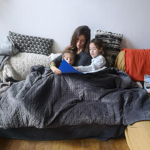 couverture lestée enfant