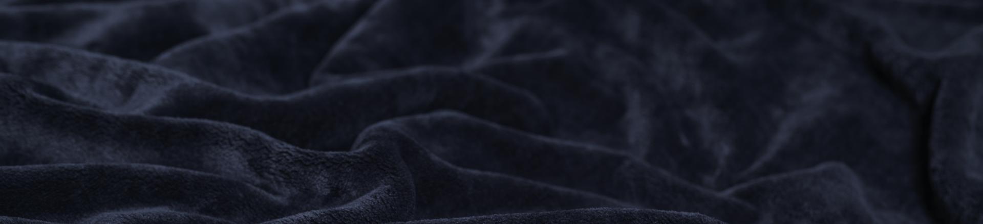 couverture lestée en doudou