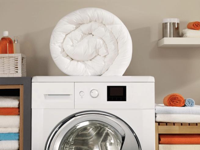 comment laver une couverture lestée