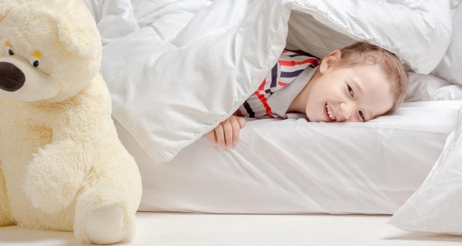 couverture lestée bebe