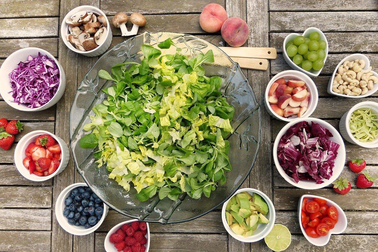 La naturopathie et l'alimentation